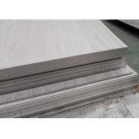 Quality Mirror Finish 4x8 Stainless Steel Sheets , Stainless Steel Plate For Decoration for sale