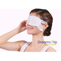 Disposable Fatigue Relief Steam Eye Mask Unscented Moisturizing warm Relax SPA Manufactures