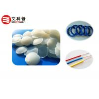 Wire And Cable Raw Material CSPE 45 CSM Rubber With Good Electrical insulation Manufactures