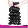 Long Lasting Soft natural Brazilian Hair Weave Unprocessed Virgin Brazilian Hair Manufactures
