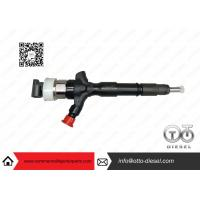 China Toyota Engine Common Rail Injector Parts Denso Diesel Injector 23670-0L050 on sale