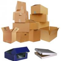 China logistic corrugated packaging shipping box Packaging Use Custom Corrugated Box on sale