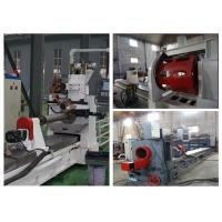Automatic Machinery Wedge Wire Screen Welding Machine 23kw 6-40rpm Speed Manufactures