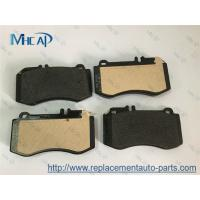 Semi Metallic Auto Brake Pads Accessory Replacement Auto Part OEM Standard Manufactures