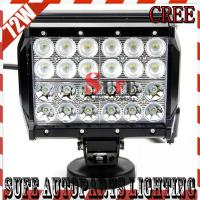 """Buy cheap 6.5""""72W CREE LED Light Bar Combo Beam Work Truck Trailer Motorcycle SUV ATV from wholesalers"""