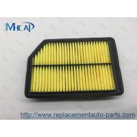 Car Engine Air Filter Honda Odyssey RB1 2.4 17220-RLF-000 , Auto Cabin Air Filter Manufactures