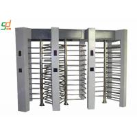 Single Sliding Fence Half Height Automatic  Turnstiles In Access Control System Manufactures