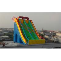 giant inflatable water slide inflatable stair slide Manufactures