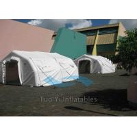 Large Advertising Inflatable Tents Customized Lightweight Emergency Shelter Manufactures