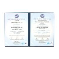 Wuxi thai-racing trade Co.,LTD Certifications