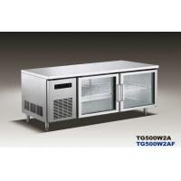 Under Counter 660L Commercial Refrigerator Freezer R134a For Kitchen TG380W2A Manufactures