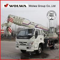 small wheel crane truck GNQY-C10 Manufactures