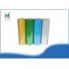 DIY Glitter Vinyl Heat Transfer Paper Rolls , Custom T Shirt Transfer Paper Manufactures