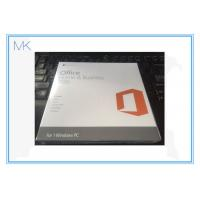 MS Microsoft Windows Software Office Home and Business 2016 Keycard for Windows PC Manufactures