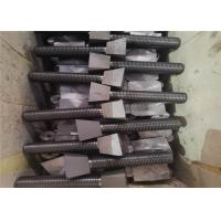 Mining Industry Forged Steel Parts Screw Parts Machined Service Iso Approved Manufactures