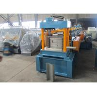 High Precision Automatic Getmany Siemens PLC Control Z Shaped Purlin Roll Forming Machine Manufactures