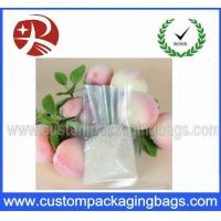 Non-toxic Vacuum Seal Food Packaging Bags / sealed storage bags Manufactures