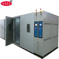 Single Door Programmable Control High Temperature Aging Test Room RT+15 Deg C to 150 Deg C Manufactures