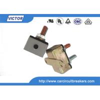 Bracket Mount 15A 20A 25A 14V DC Car Circuit Breaker With Plastic Cabinet Manufactures