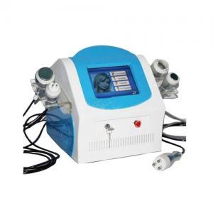 China Cavitation Vacuum Liposuction Monopolar Rf Skin Tightening Machine For Cheek / Jaw on sale