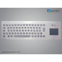 China Military rugged keyboard with touchpad D-8608 on sale