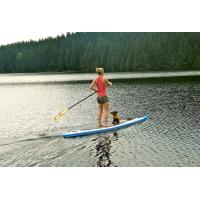 Delux Inflatable SUP Board High Pressure Double Wall Drop Stitch Material Manufactures