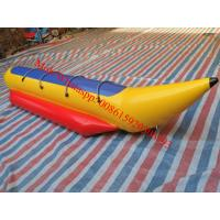 cheap inflatable boat inflatable banana boat for sale Manufactures