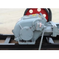Small Volume Portable Mud Pump , BW 200 Diesel Mud Pump For Water Well Drilling Manufactures