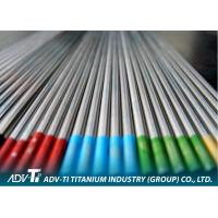 ASTM B863, AWS A5.16 Diameter 2.0-6.0mm Titanium and Titanium Alloy Welding Electrodes and Wire Manufactures
