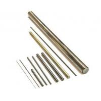 China OEM H6 Polished Tungsten Alloy Rod 3 - 25 Diameter For Punch Application on sale