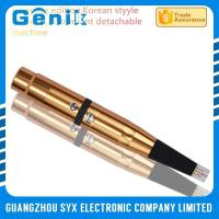 My Genik Tattoo Gun Pen , Permanent Makeup Pen Machine For Eyebrow Lip Skin Manufactures