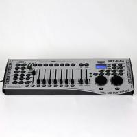 China 16 Channels 240 Scenes DJ Light Controller , Moving Head DMX Controller 240CH on sale
