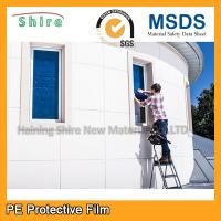 6 Month Uv Protection Safety & Security Window Film Glass Protection Recycable Manufactures