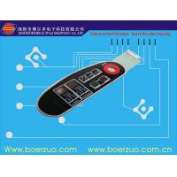 Sensitive Membrane Touch Switch , Function Membrane Switch Keyboard Manufactures