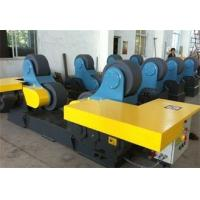 Self Alignment Double Motor 60T Steel Pipe Welding Rollers with Electric Control System CE Manufactures