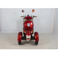 Buy cheap Women Three Wheel Electric Scooter 500W With Aluminium Alloy 175*700*110cm from wholesalers