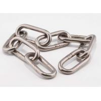 Japanese Standard Large Ship Anchor Chain With Long And Short Link Manufactures