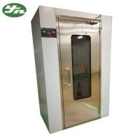 China Lacquering Board Cleanroom Air Shower , Clean Room Cleaning Equipment For 4-6 People on sale