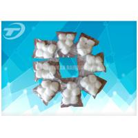 100% Pure Sterile Cotton Wool Balls For Medical Use 0.5g Color & White Manufactures