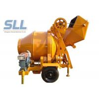 JZC350 Easy Moving Self Loading Concrete Mixer Machine 2600*1950*2580mm Manufactures