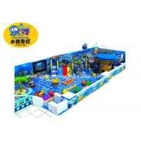 Professional Commercial Indoor Soft Playground Amusement Park Equipment Sets Manufactures