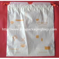 Hotel Reusable Drawstring Plastic Bags For Bikinis / Swimsuits / Bathing Suit / Swimwear Manufactures
