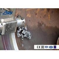 China Split Frame Structure Automatic Pipe Beveling Machine Stable Performance on sale