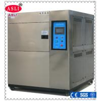 Automotive 1 Mintue Recover Time Thermal Shock Lab Test Chamber 200 Degree Temperature Manufactures