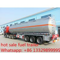 50,000L aluninum alloy fuel trailer for sale, Manufactures