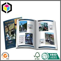 Company Information Brochure Print Color Service; Custom Product Catalog Print Manufactures