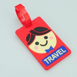 Simple Design personalised bag tag Manufactures