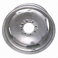 W12X24 Irrigation Wheel Rim, Farming Wheel Series, with 152.4mm Center Hole and 70mm Offset Manufactures