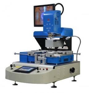 Customer highly praised WDS-750 automatic BGA rework motherboard repair machine price Manufactures