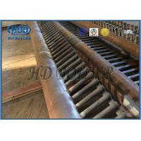 Energy Saving Boiler Headers And Manifolds , Coal Fired Heat Exchanger ASME Standard Manufactures